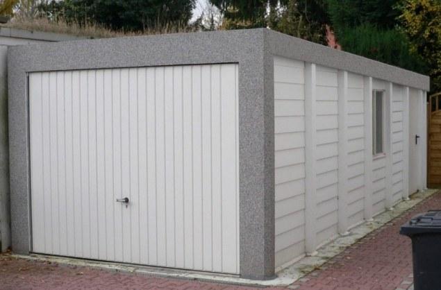 Garage Selbstbau Set : Aktuell garage aus beton zum selbstbau