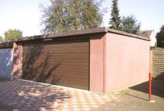 Garage Selbstbau Set : Garagen planung fertiggaragen