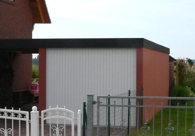 pro-garage.de - Stahl-Fertiggaragen